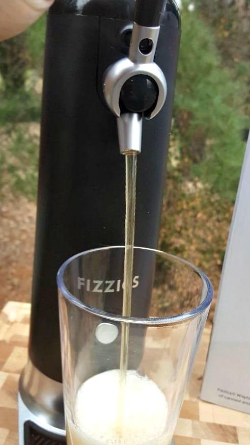 fizzics releasing beer