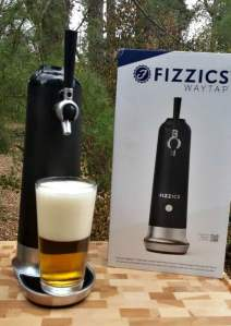 Fizzics Waytap: Beer at Home Like Draft from Your Favorite Pub