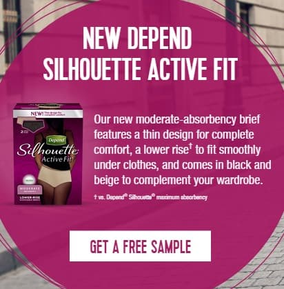 free-sample depend silhouette