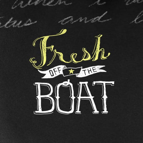 fresh of the boat #freshofftheboat #abctvevent