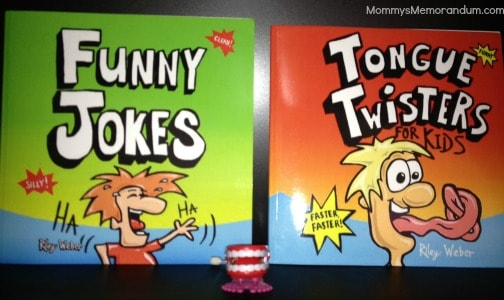 funny jokes Tongue Twisters for kids by Riley Weber