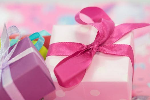 selecting a gift