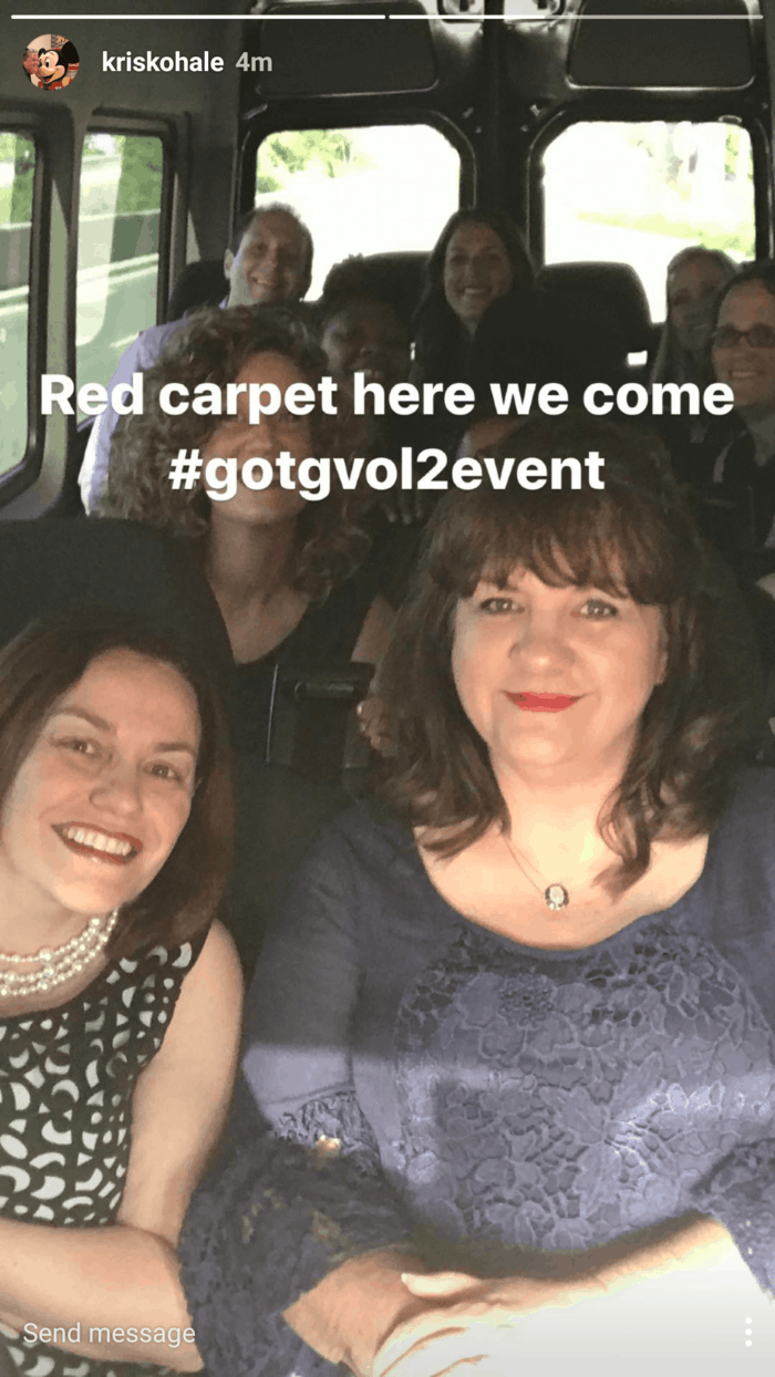 I attended the Guardians of the Galaxy Vol. 2 Red Carpet and World Premiere. It was anight of memories. Walk the red carpet with me for Guardians of the Galaxy Vol. 2. on the way to red carpet