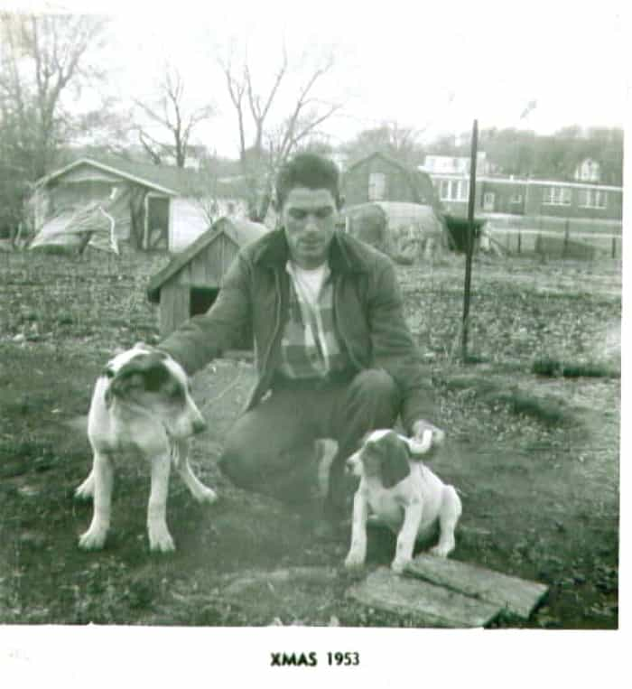 grandpa jack christmas 1953