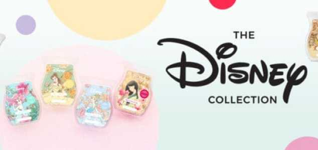 Scentsy Disney Collection