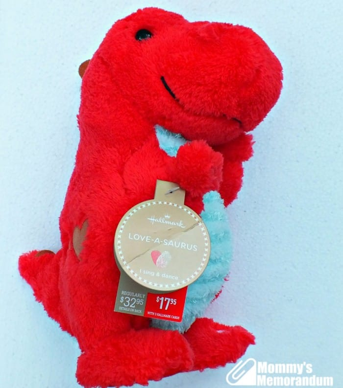 hallmark love a saurus exclusive