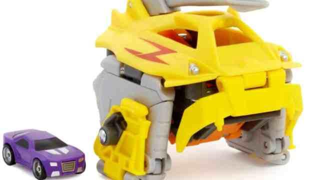 Havex Machines Race Transform Battle