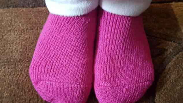 heat holders in pink