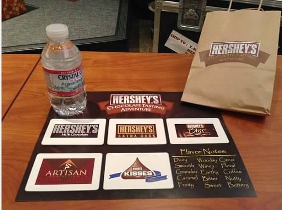 hershey chocolate tasting6