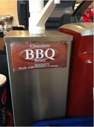 hershey's park lunch bbq