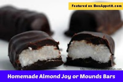 homemade mounds bars recipe--featured on bonappetit.com