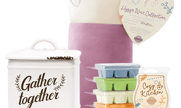 Scentsy Merry Monday: Gather Together Warmer + Hygge Wax Collection 11/12/18