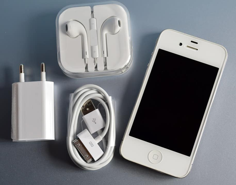 travel essentials chargers and headphones