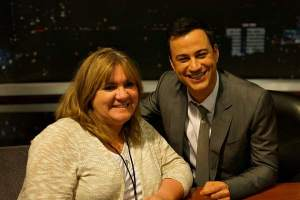 Jimmy #Kimmel Live! The Show and My Turn in His Guest Chair! #ABCTVEvent
