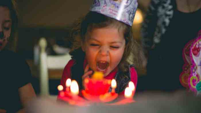 Five Activities to Set Up in a Kid's Birthday Party