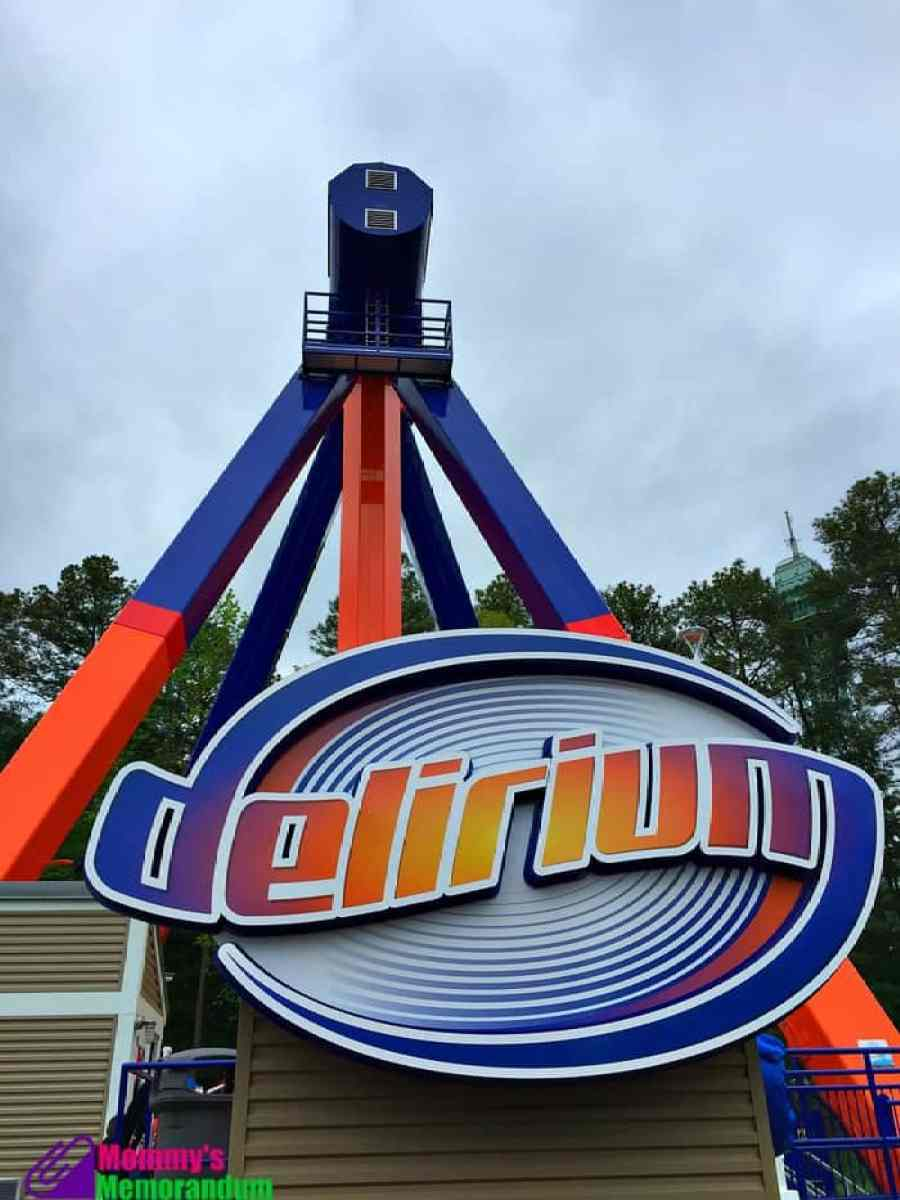 kings dominion delirium