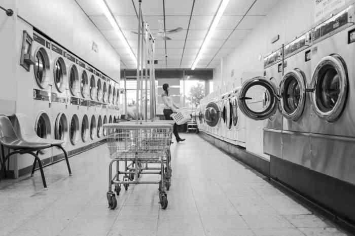 Premium Laundry Equipment