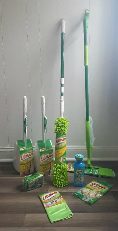 libman cleaning supplies