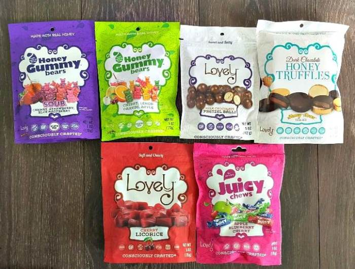 lovely candy company candy assortment