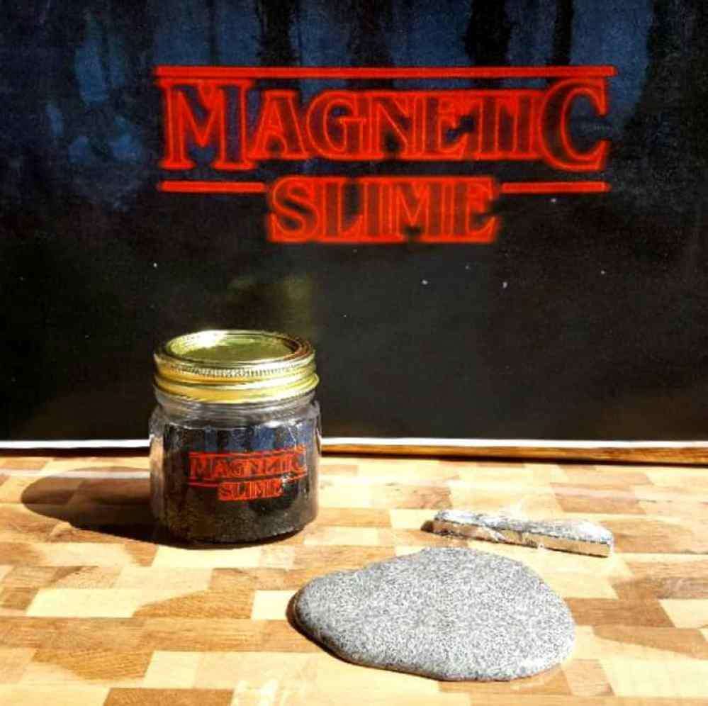 magnetic slime