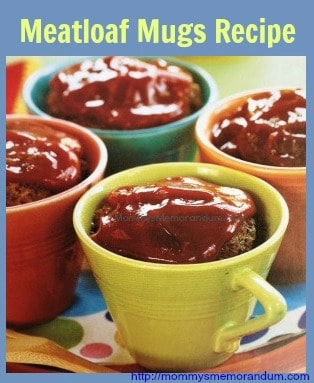 meatloaf mugs recipe