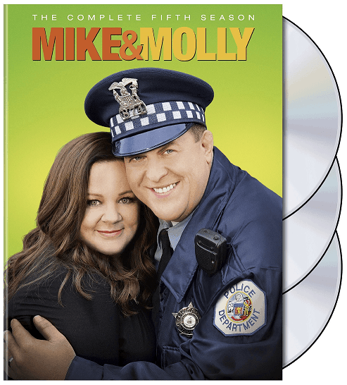 mike and molly box art