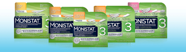 monistat relief for yeast infection