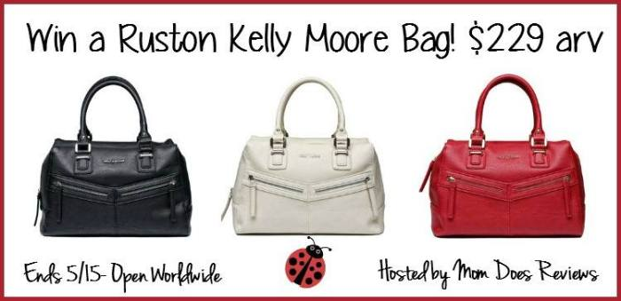 moore bag giveaway