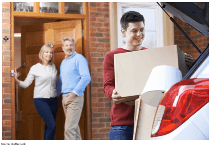 Moving Out, Moving Up-How Leaving Home Will Improve Your Life