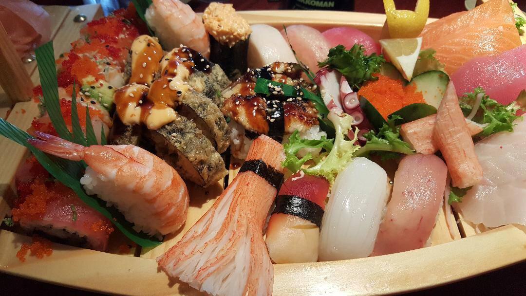 new zealand cafe sushi