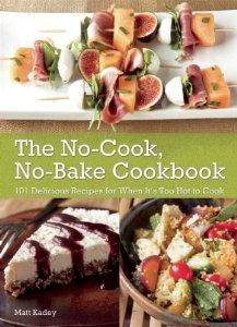 no cook no bake cookbook