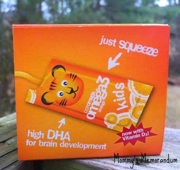 omega 3 box