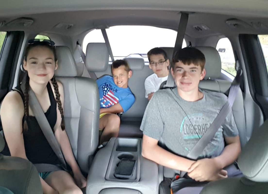 on our way to wet n wild emerald point
