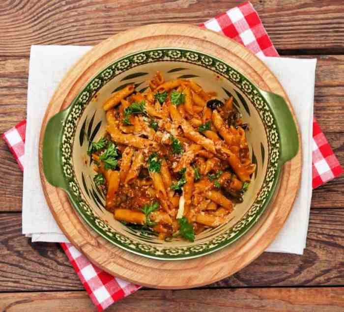 Instant Pot College Cookbook Julee Morrison Pasta Puttanesca