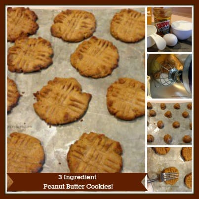 pb cookie Collage