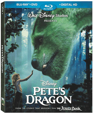 Disney's Pete's Dragon on Blu Ray