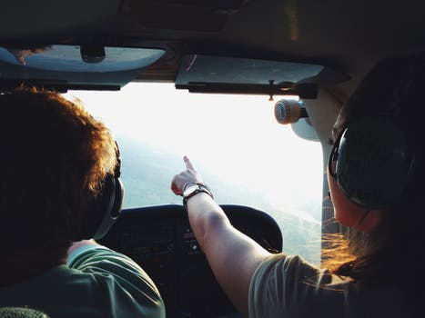 Four Fun Classes for Adults flight