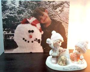 """Celebrating Precious Moments BIG 40 with """"Snow Much Fun"""""""
