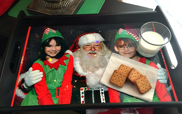 picture it on canvas santa tray