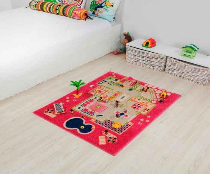 ivi play carpet dollhouse