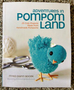 Adventures in Pompom Land + FREE Pompom Crafts Bunny Tutorial