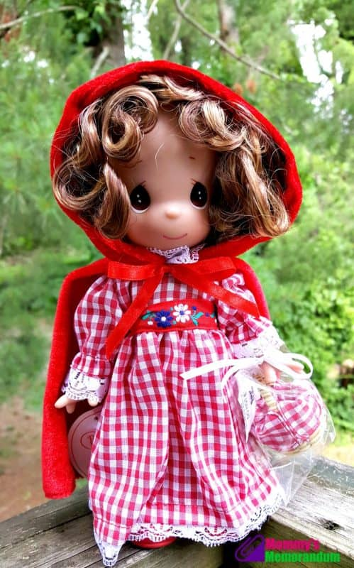 precious moments little red riding hood