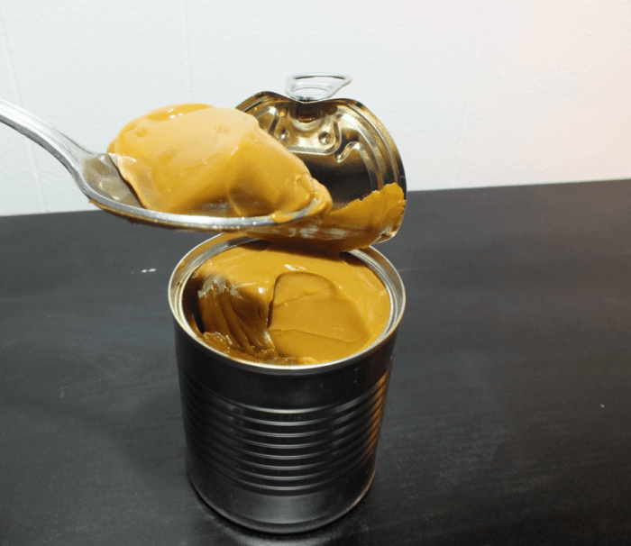 pressure cooker dulce de leche with salted caramel cheesecake
