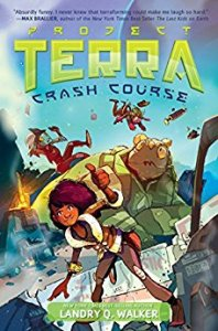 Project Terra Crash Course a STEM Topic Book