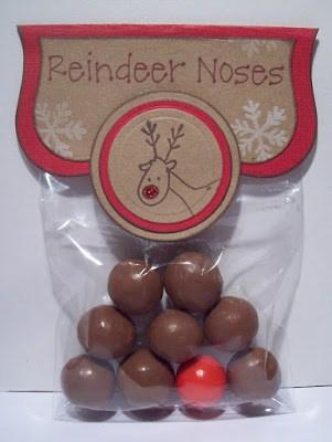 reindeer nose