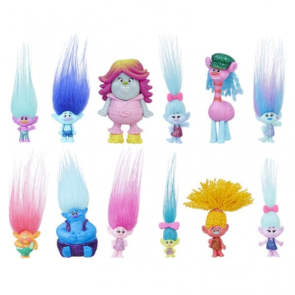DreamWorks Trolls: The Beat Goes On! blind bags