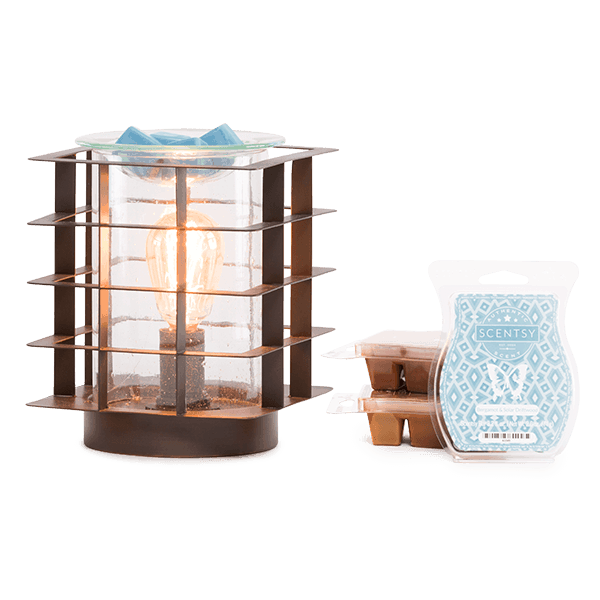 scentsy mid-century father's day bundle