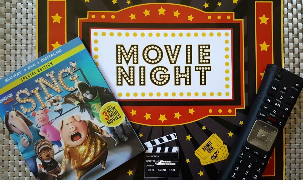 sing movie night press play