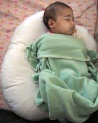 sleeping on a mombo