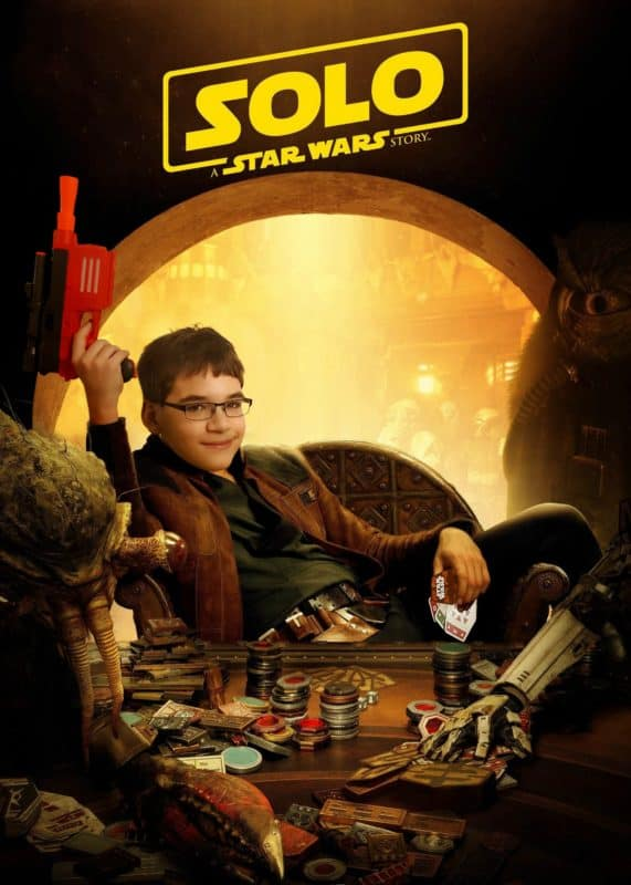 solo Solo: A Star Wars Story Movie and Hasbro Game Night